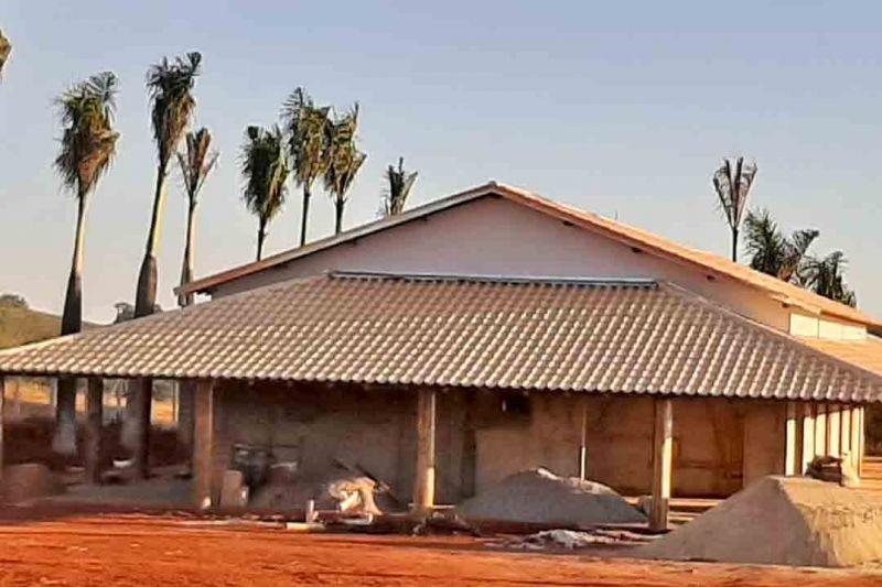 Telha Colonial Dupla - Marfim